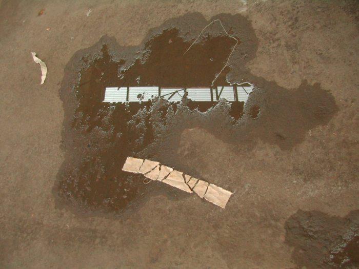 Ida Lawrence 25. Re-Reflect 2009 Cockatoo Island installation