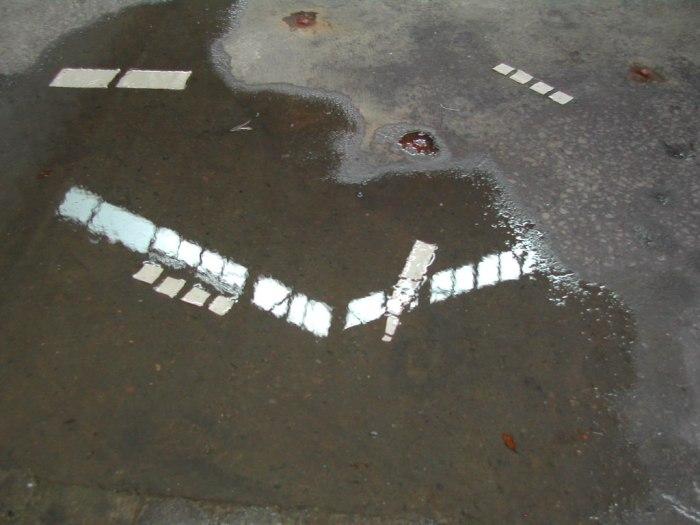Ida Lawrence 27. Re-Reflect 2009 Cockatoo Island installation