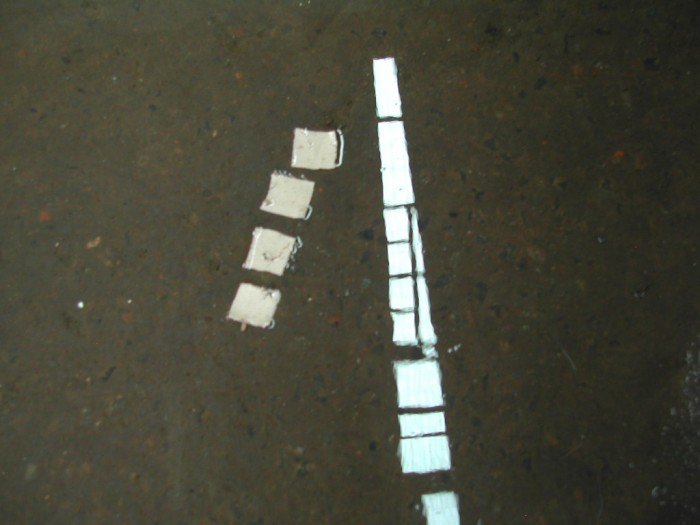 Ida Lawrence 28. Re-Reflect 2009 Cockatoo Island installation
