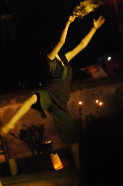 Ida Lawrence 3. In Another Sense. Blitar. photo Bimo Suryojati