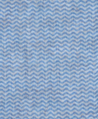 Ida Lawrence - Pale Imitation (Blue and White Zigzags)