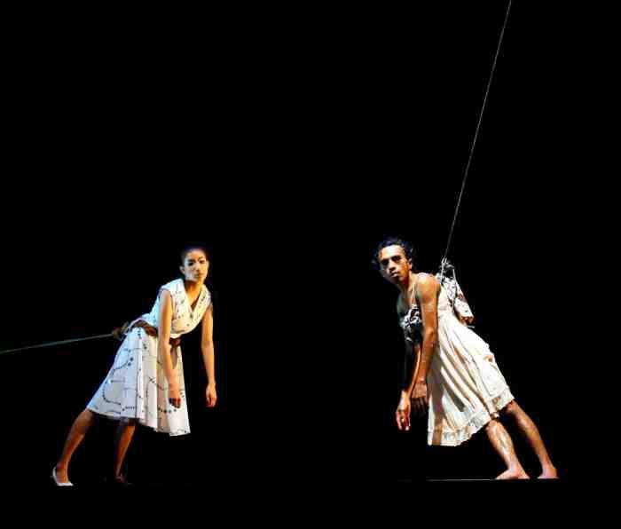 Bule by Ida Lawrence and Darlane Litaay 2012 -photo Adel Boros 2