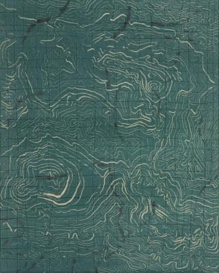 Ida Lawrence, Untitled 2008, monoprint
