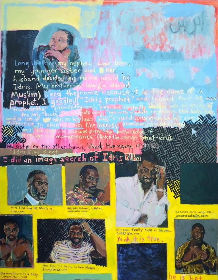 Ida Lawrence, Idris 2018 acrylic on canvas 138x108 photo Ida Lawrence crop.JPG