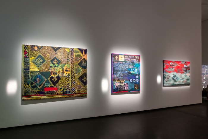 Ida Lawrence paintings, installation view. Image care of Casula Powerhouse Arts Centre. Photography by Chantel Bann.jpg