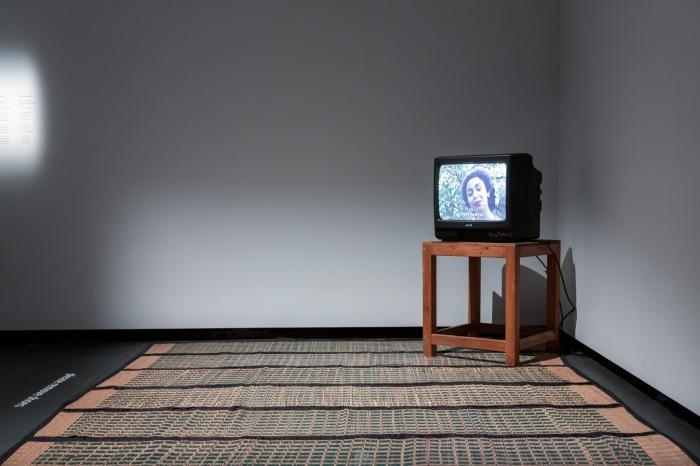 Kartika Suharto-Martin, Siti Suharti 2018 video installation. Image care of Casula Powerhouse Arts Centre. Photography by Chantel Bann.jpg