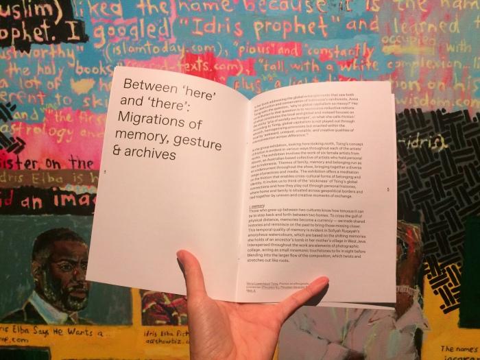 Leyla Stevens essay. Photo by Ida Lawrence.JPG
