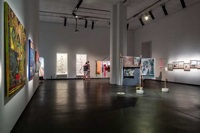 looking here looking north, Installation view. Image care of Casula Powerhouse Arts Centre. Photography by Chantel Bann.jpg