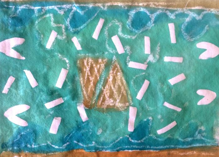 7 batik activity process